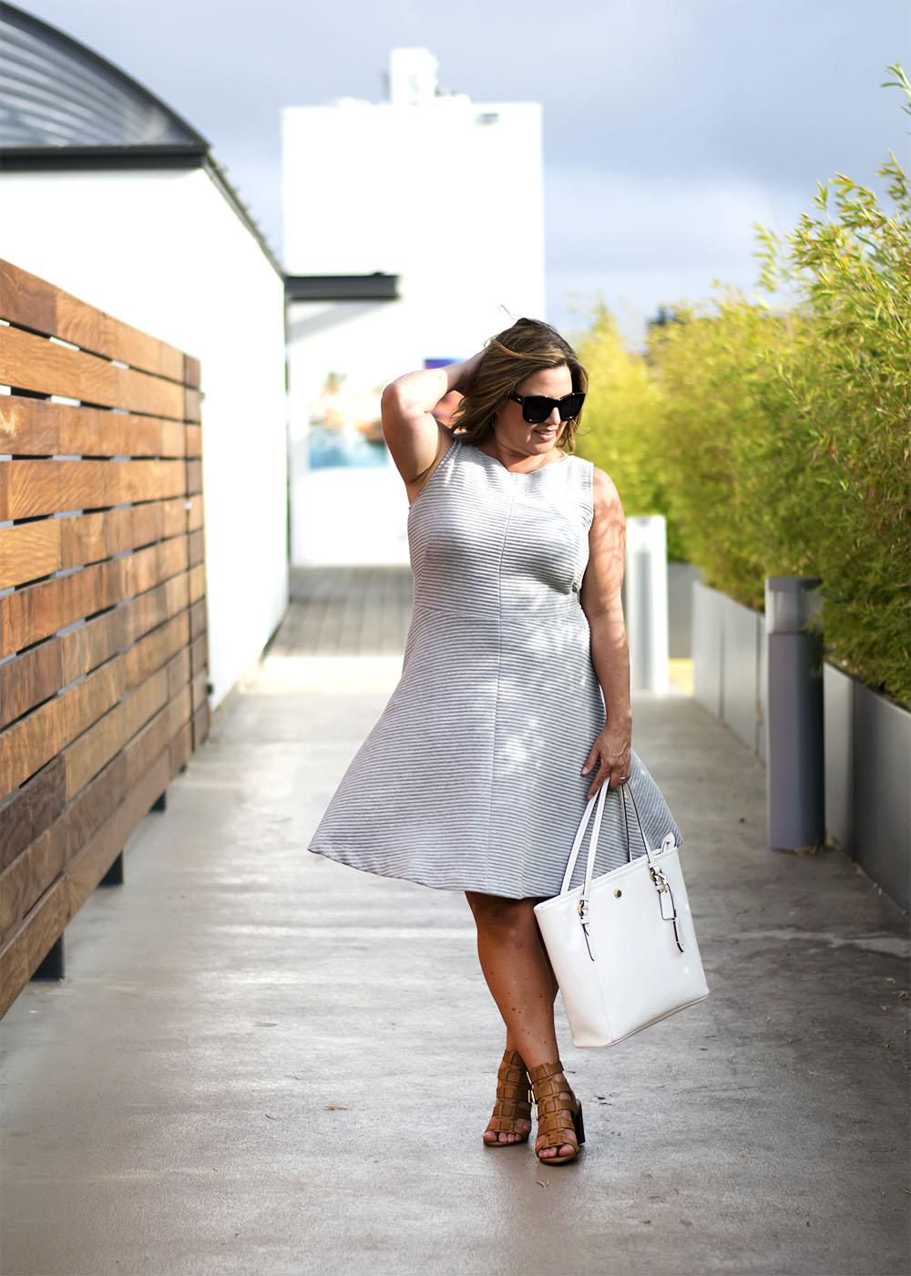 Work Outfit Los Angeles Fashion Street Style Blogger Personal Stylist Celine Inspired Sunglasses