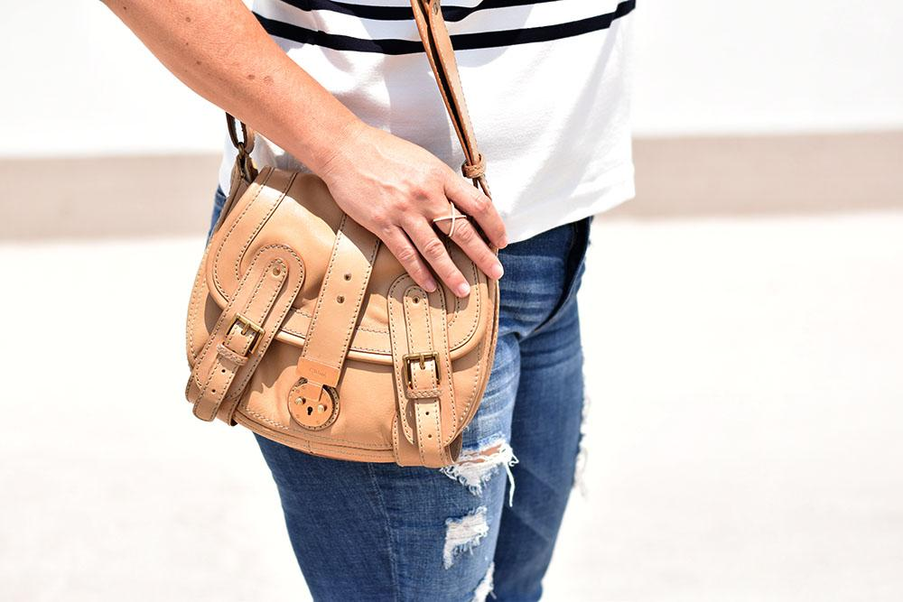 Casual Outfit Los Angeles Fashion Street Style Blogger Personal Stylist Chloe Cross Body Bag