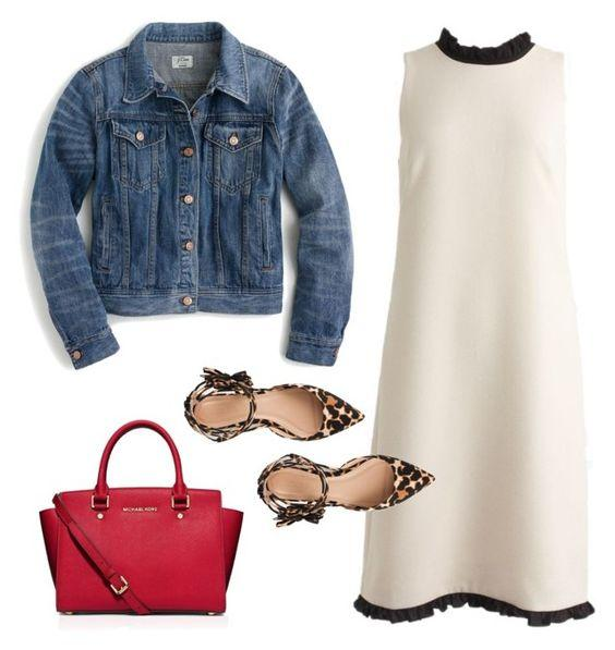 how-to-style-a-winter-white-dress-4-ways-j-crew-ruffle-trim-shift-dress-barefoot-in-la-fashion-blog-ideas-casual-outfit
