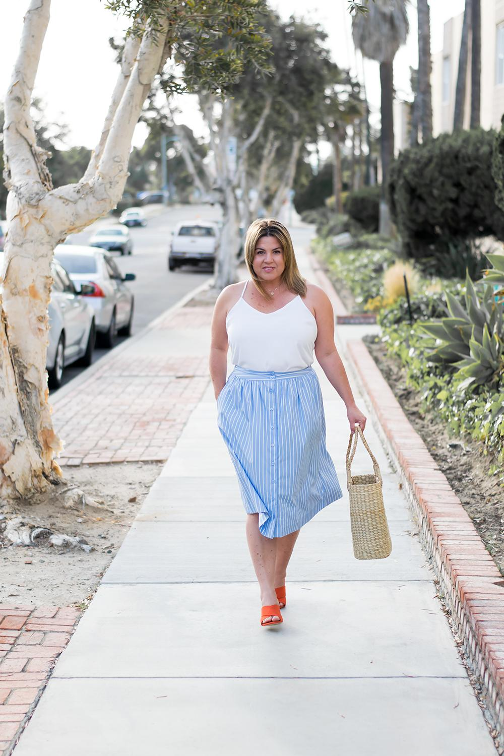 Buttoned-Midi-Skirts-and-Colorful-Mules-Top-Blogger-Outfits-for-2017-Barefoot-in-LA-Fashion-Blog-Style-Ideas_1027