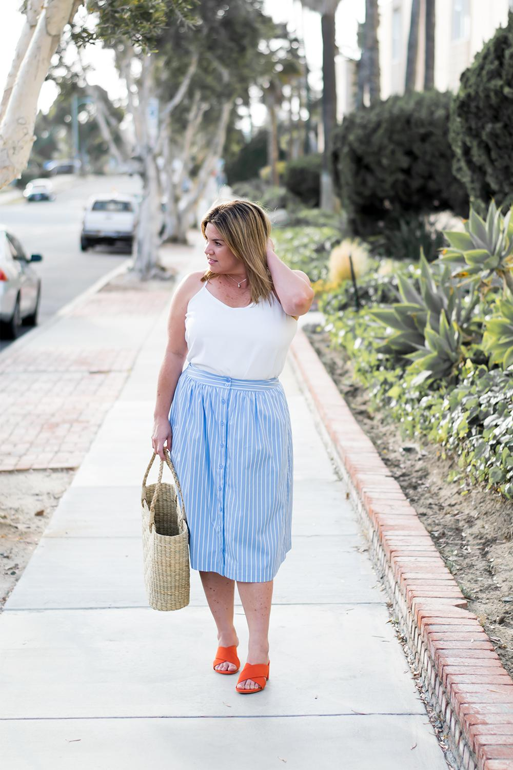 Buttoned-Midi-Skirts-and-Colorful-Mules-Top-Blogger-Outfits-for-2017-Barefoot-in-LA-Fashion-Blog-Style-Ideas_1050
