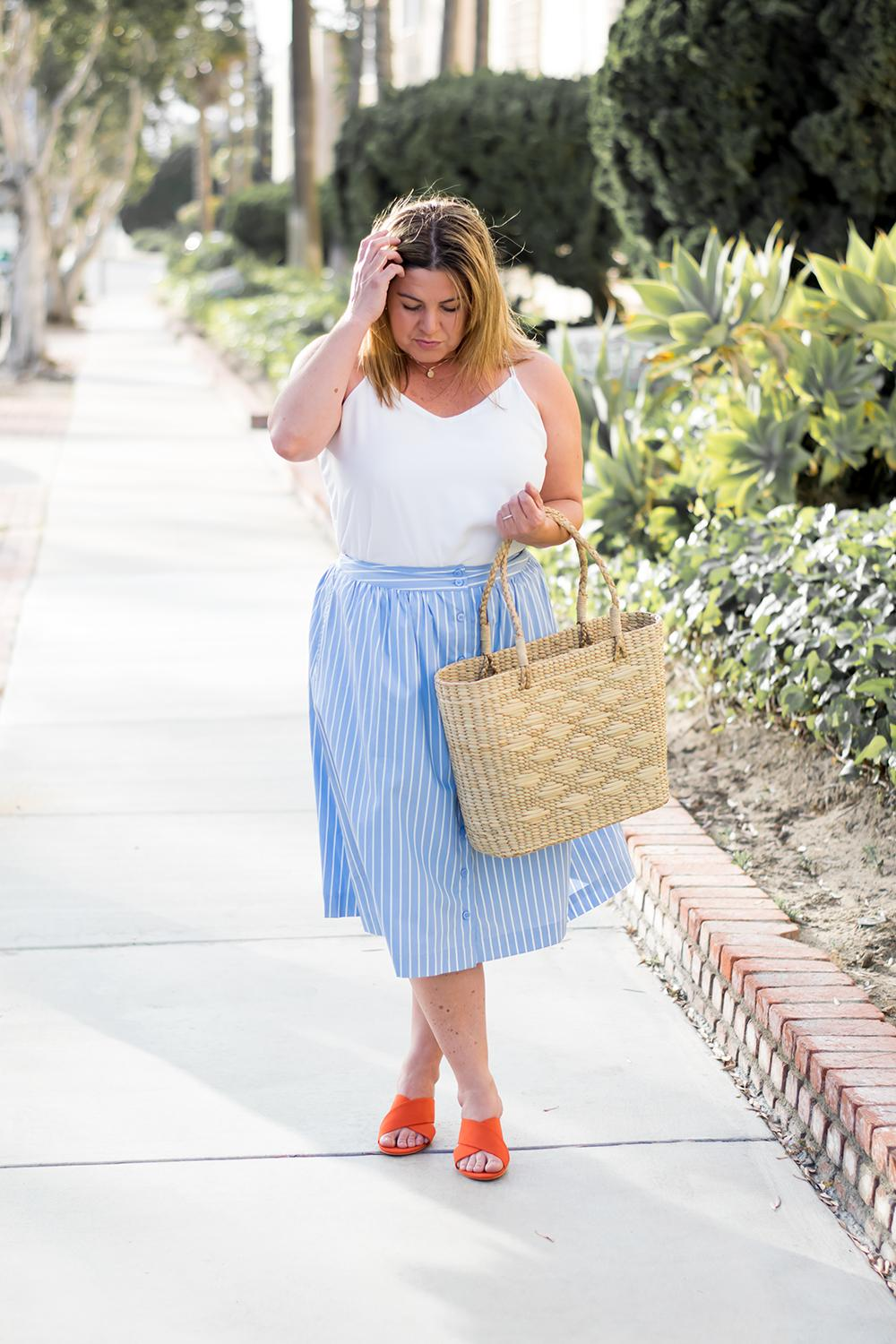 Buttoned-Midi-Skirts-and-Colorful-Mules-Top-Blogger-Outfits-for-2017-Barefoot-in-LA-Fashion-Blog-Style-Ideas_1144
