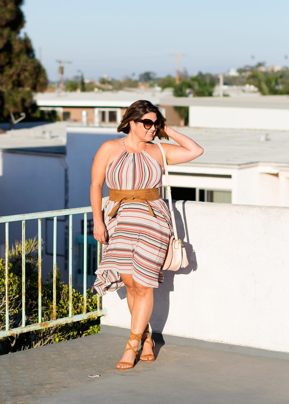 Casual Outfit Los Angeles Fashion Street Style Blogger Personal Stylist Nordstrom Dresses 0516