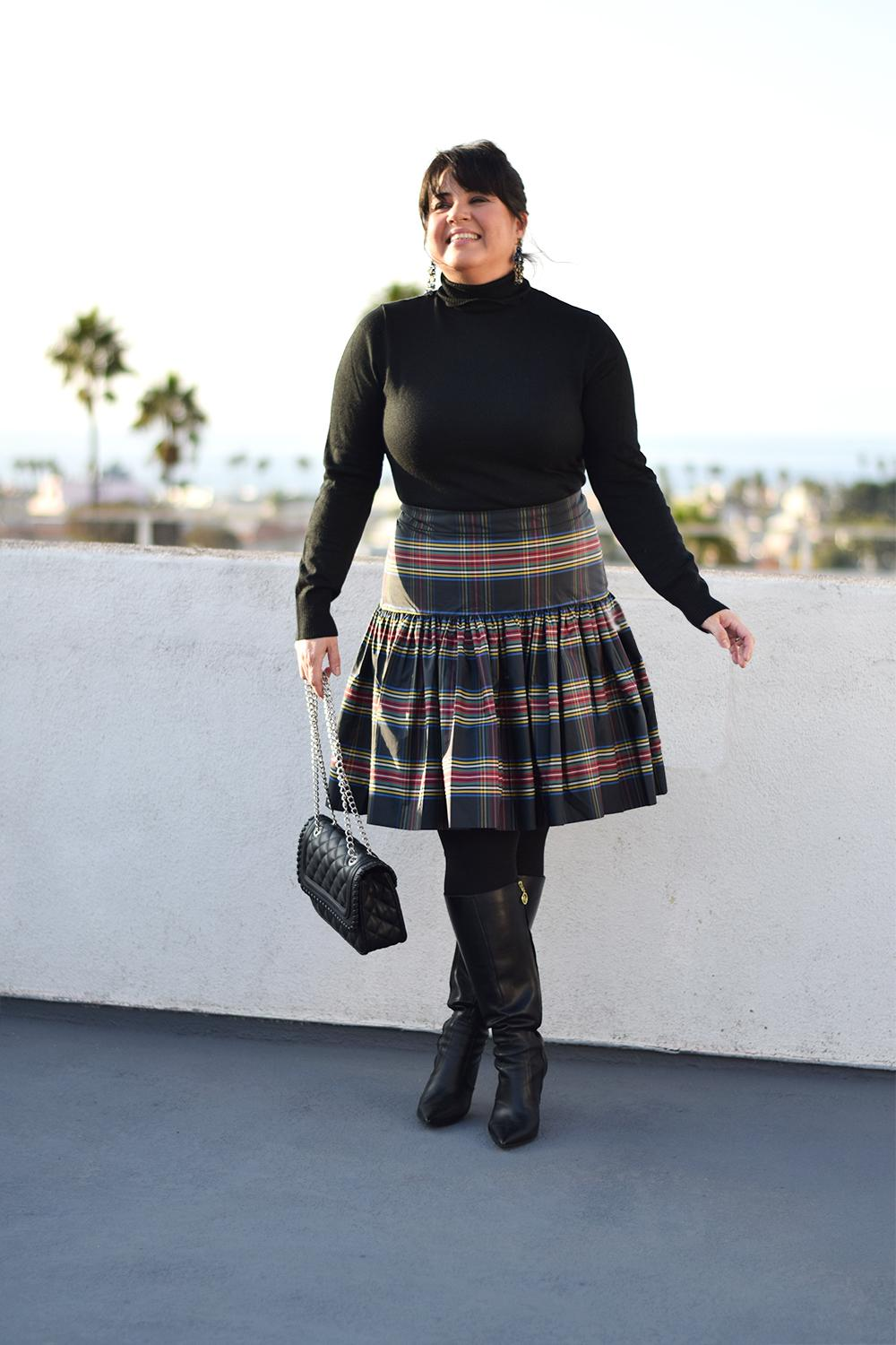 holiday-outfit-plaid-skirt-barefoot-in-la-fashion-blog-j-crew-plaid-skirt-0678