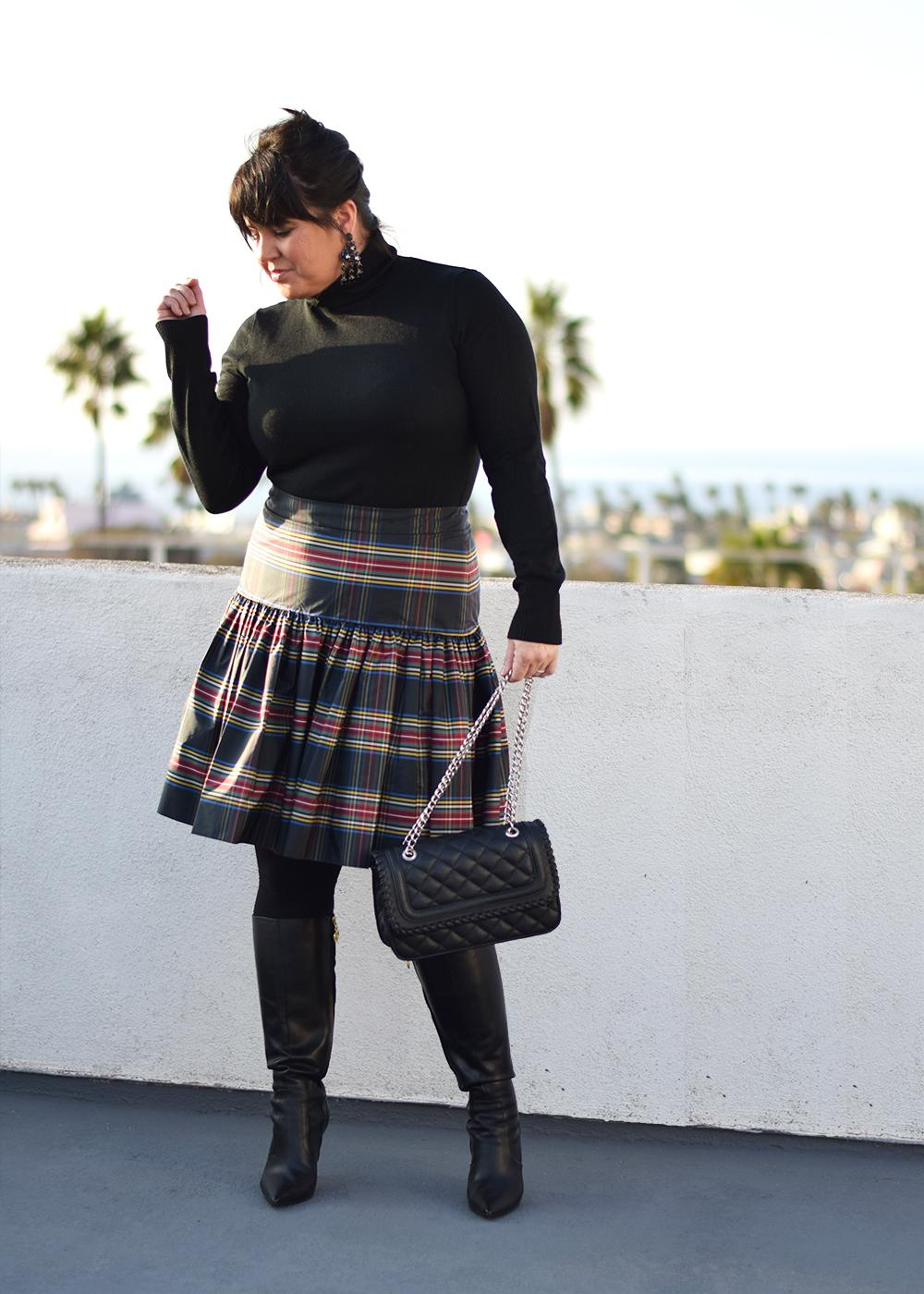 plaid-skirt-outfit-barefoot-in-la-fashion-blog-j-crew-plaid-skirt-0682