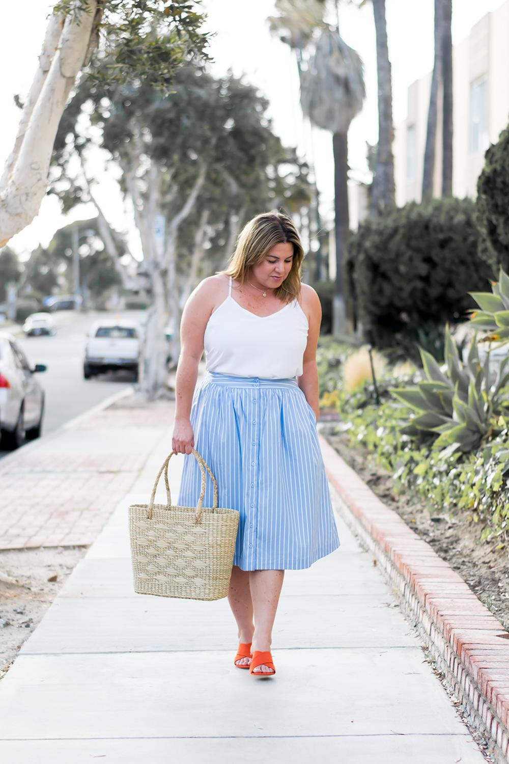Buttoned-Midi-Skirts-and-Colorful-Mules-Top-Blogger-Outfits-for-2017-Barefoot-in-LA-Fashion-Blog-Style-Ideas_1020
