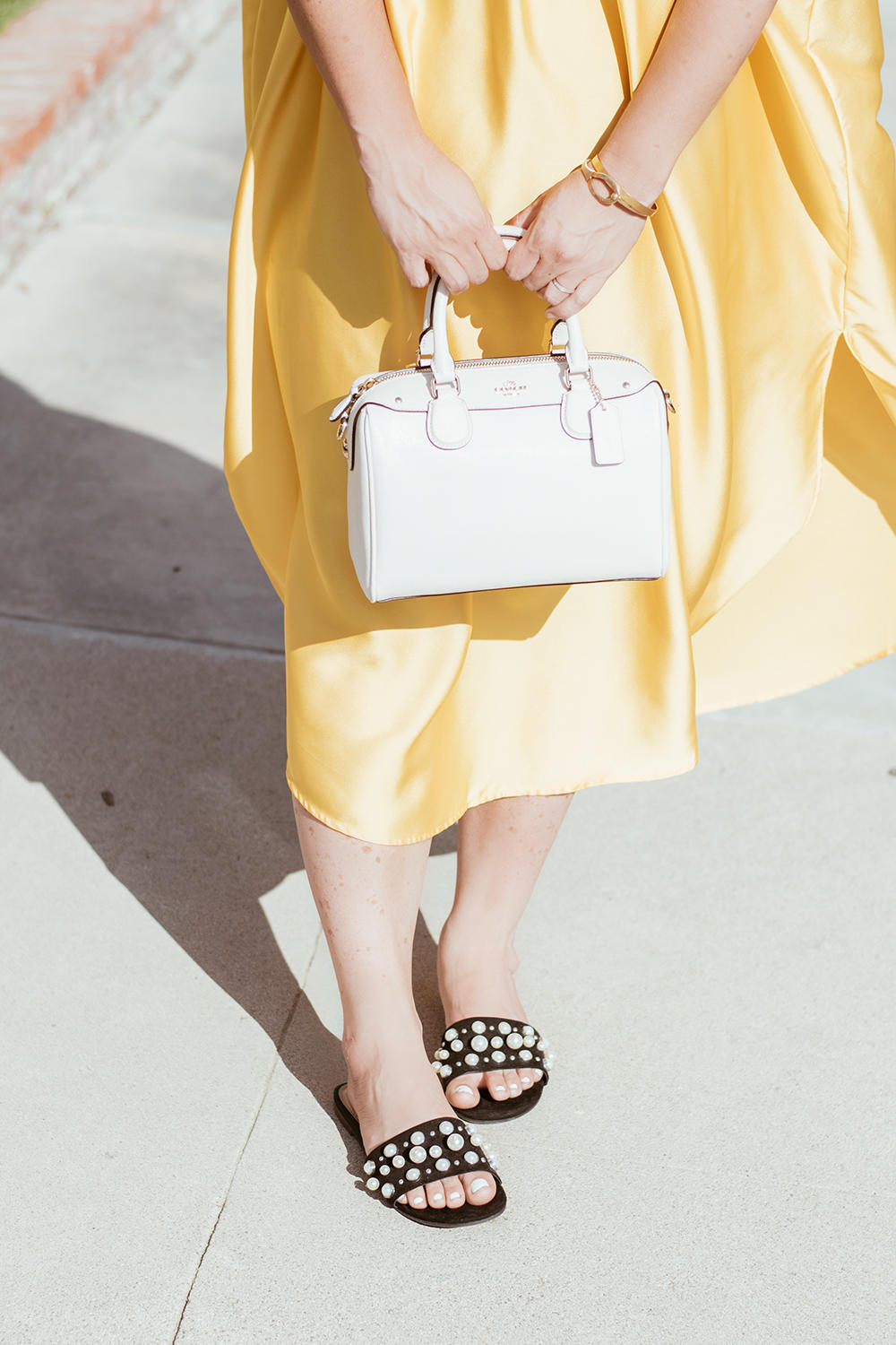 The Best Yellow Dresses for Summer The Biggest Trends for 2018 Barefoot in LA Fashion Blog Style Ideas Outfits 0164